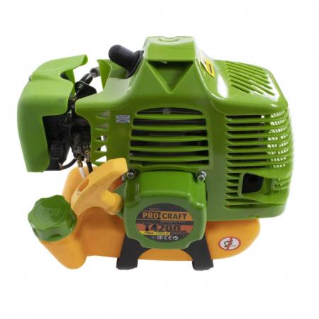 Motocositoare pe benzina, ProCraft T4200, 5.7 CP, 4200 W, 9000 RPM, 12 accesorii incluse [4]