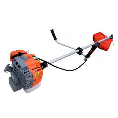 Motocositoare pe benzina Fermax ES-4300, cu pornire electrica si manuala, 4.7 CP, 9000 rpm, 8 accesorii incluse [0]