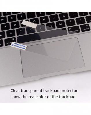 Pachet folie protectie ecran anti-glare si folie clara trackpad pentru Macbook Pro 15.4/Touch Bar5