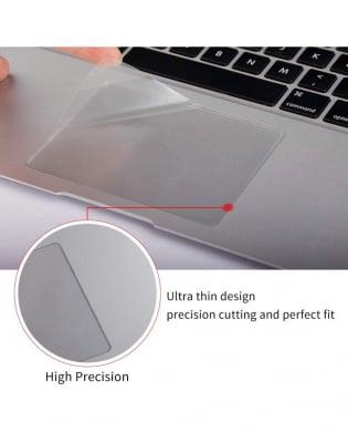 Pachet folie protectie ecran anti-glare si folie clara trackpad pentru Macbook Pro 15.4/Touch Bar4