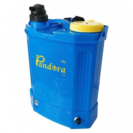 Pompa de stropit 2 in 1 (baterie + manuala) ,16L, Pandora [2]