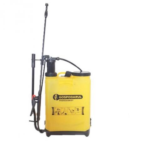 Pompa de stropit portabila, manuala, Gospodarul Profesionist, 16 L [0]
