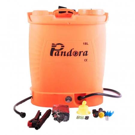 Pompa electrica pentru stropit cu acumulator, 18 litri, Pandora [1]