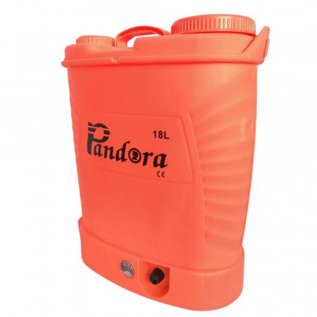 Pompa electrica pentru stropit cu acumulator, 18 litri, Pandora [3]