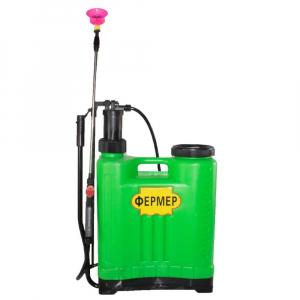 Pompa de stropit manuala portabila, Fermer 18 litri, lance extensibila 85 cm, 3 duze0
