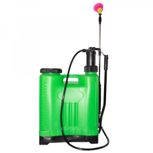 Pompa de stropit manuala portabila, Fermer 18 litri, lance extensibila 85 cm, 3 duze2