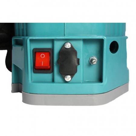 Pompa stropit electrica Pandora 12 Litri, 5 Bar, Model 2020 + regulator presiune, vermorel cu baterie acumulator1