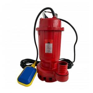 Pompa submersibila pentru apa murdata WQD10 cu flotor , 1.1 kW, 10 m3/h 2 toli [0]