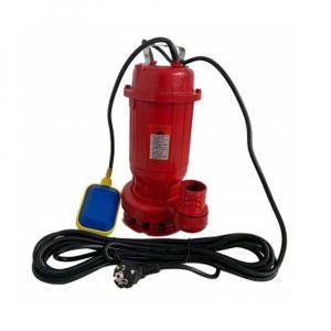 Pompa submersibila pentru apa murdata WQD10 cu flotor , 1.1 kW, 10 m3/h 2 toli [2]