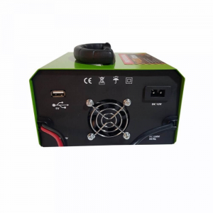 Redresor auto Profesional 6-12 V, PROCRAFT PZ20M, curent de incarcare 18 A, 330 W4