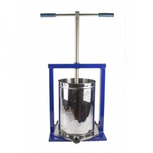 Teasc pentru struguri, din inox, manual, mecanic, Vilen, 15 litri8