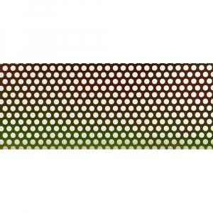 Sita pentru moara, diametru 2mm, 670mm x 67mm, grosime 1mm1