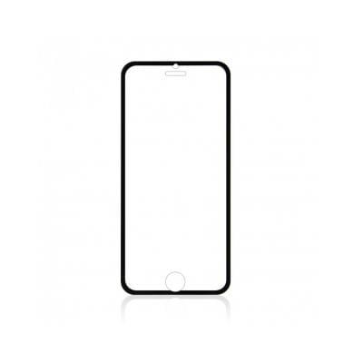 Sticla securizata 0.3mm protectie ecran cu rama pentru iPhone 6s / 6 4.7 inch, neagra1