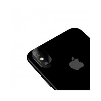 Sticla securizata protectie camera pentru iPhone X 5.8 inch0