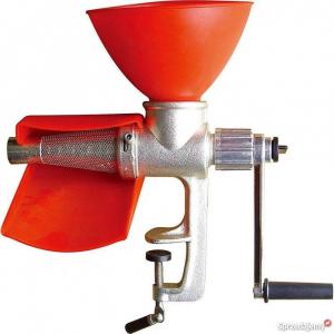 Storcator / Masina Tocat Rosii cu Separator Seminte din Fonta Micul Fermier0