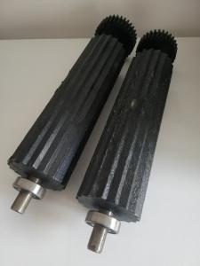 Zdrobitor de struguri electric, 240 - 500 Kg/Ora, Cuva 20 Litri Detasabila, Alpin Profi, Model 201910