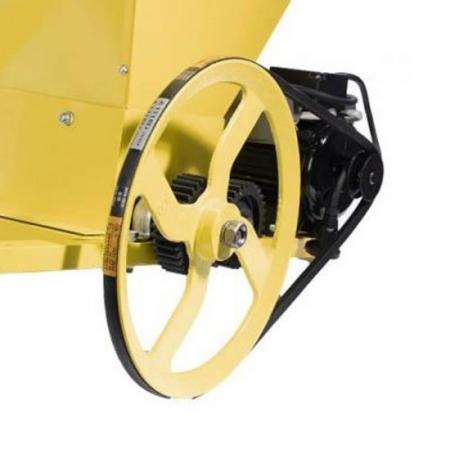 Zdrobitor de struguri electric Gospodarul Profesionist, 750W, 500 kg/h [2]