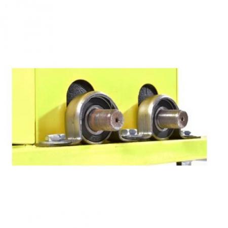 Zdrobitor de struguri electric Gospodarul Profesionist, 750W, 500 kg/h [4]