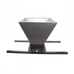 Zdrobitor manual de struguri, 300-350Kg/Ora, Cuva 35 Litri Detasabila din inox,ELEFANT HGP-50S3