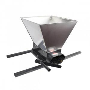 Zdrobitor manual de struguri, 300-350Kg/Ora, Cuva 35 Litri Detasabila din inox,ELEFANT HGP-50S1