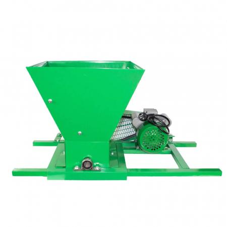 Zdrobitor / tocator electric de fructe si legume, 300 - 500 Kg/Ora, Cuva 35 Litri Detasabila, Fermax, Model 2021 [3]