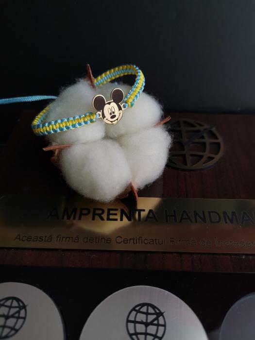 bratara aur copii mickey mouse [4]