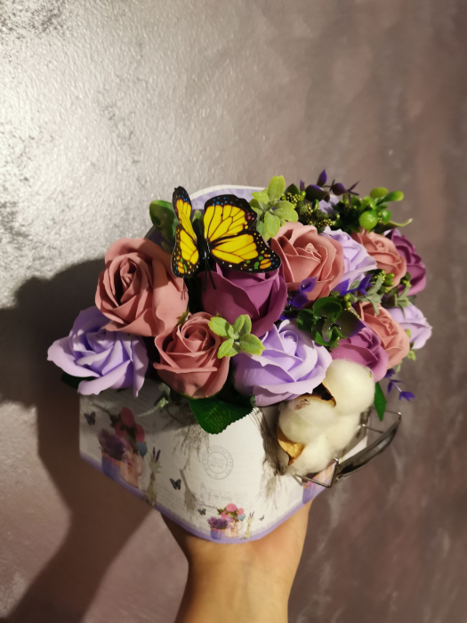 cufar flori de sapun [0]