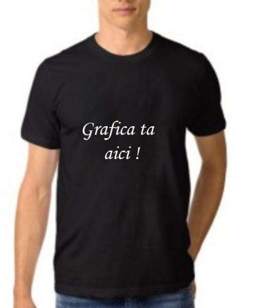tricou personalizat negru [0]