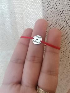 bratara banut argint gravata 10mm [0]