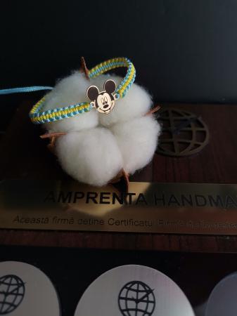 bratara aur copii mickey mouse [0]