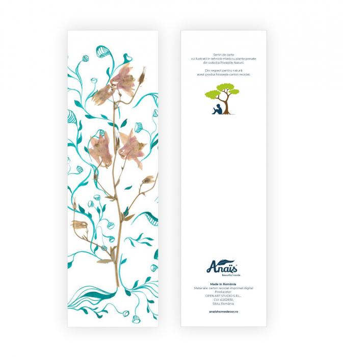 Floarea copac, semn de carte 0