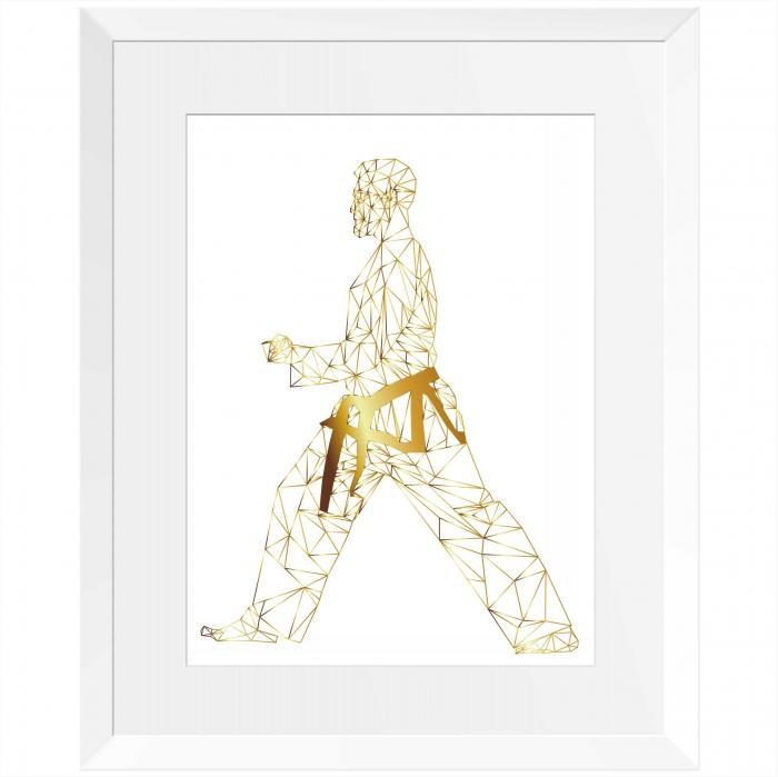 Set 3 tablouri, Arte Martiale, Taekwondo, cadou baiat 3