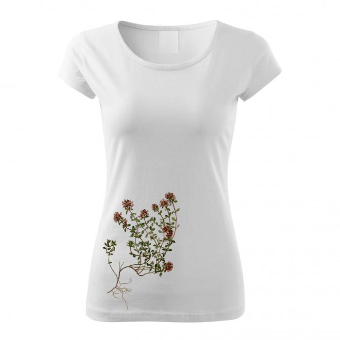 Tricou botanic Cimbrisor 0