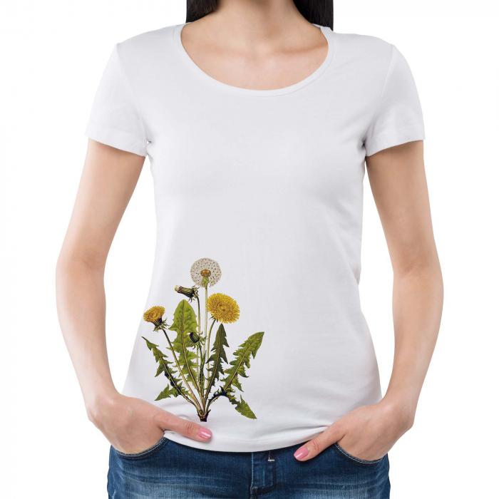 Tricou botanic Papadie 0