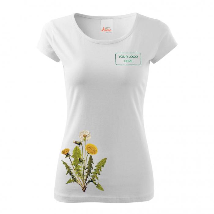 Tricou botanic Papadie 4