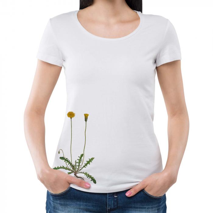 Tricou botanic Potcapul călugărului 0
