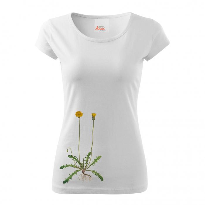 Tricou botanic Potcapul călugărului 1