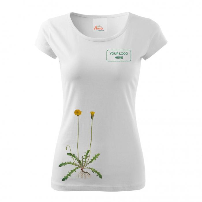 Tricou botanic Potcapul călugărului 4
