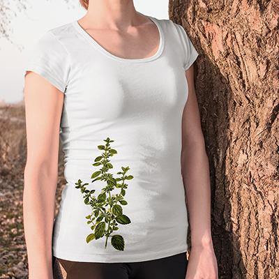 Tricou botanic Roinita 2