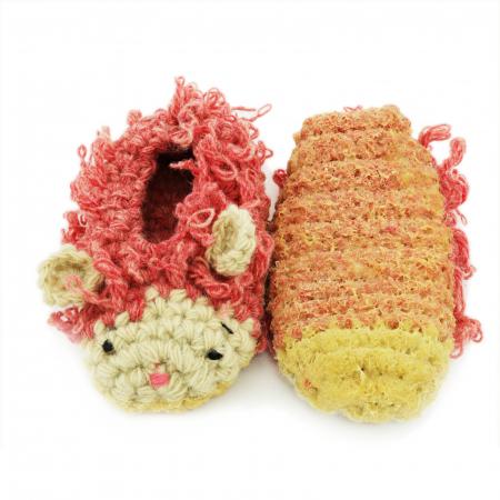 Papucei Oite, 100% lana romanesca2