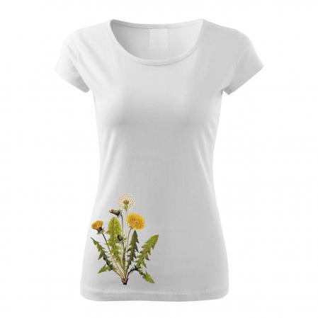 Tricou botanic Papadie1