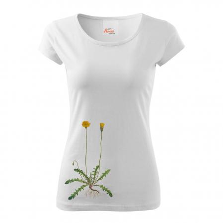 Tricou botanic Potcapul călugărului1