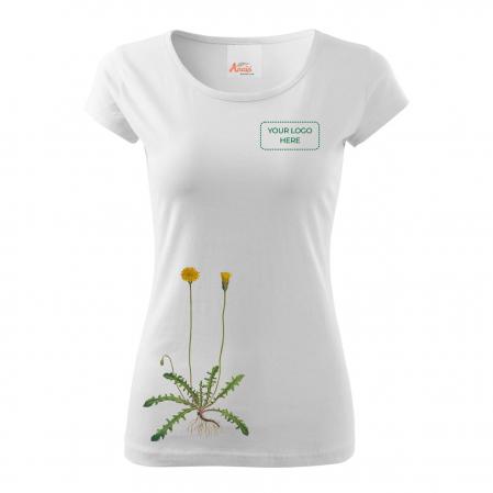 Tricou botanic Potcapul călugărului4