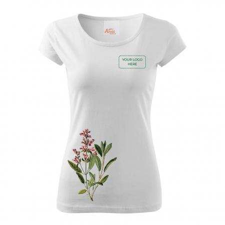 Tricou botanic Salvie4