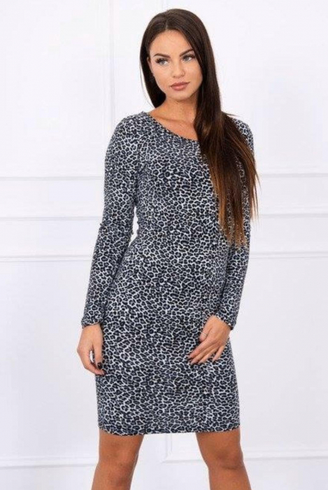 Rochie Leopard Short 0