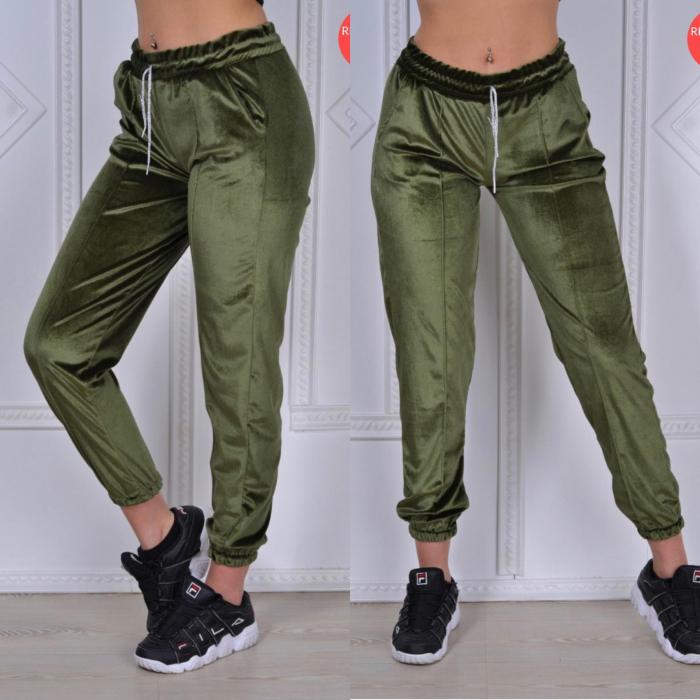 Pantaloni PUCKA - KAKI [0]