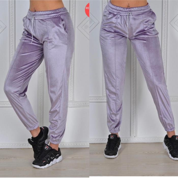 Pantaloni PUCKA - LILA 0