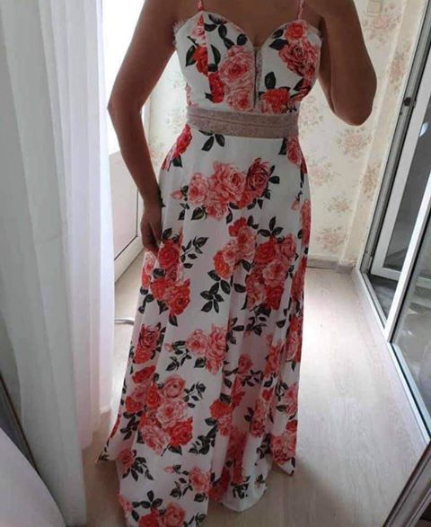 Rochie Roses 0