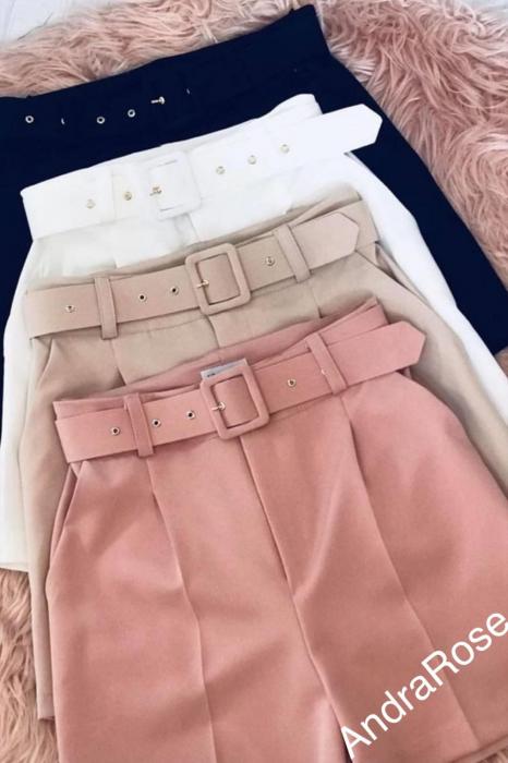 Pantaloni Scurti Negri 0
