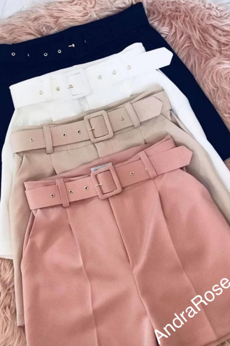 Pantaloni Scurti Roz Pal [0]
